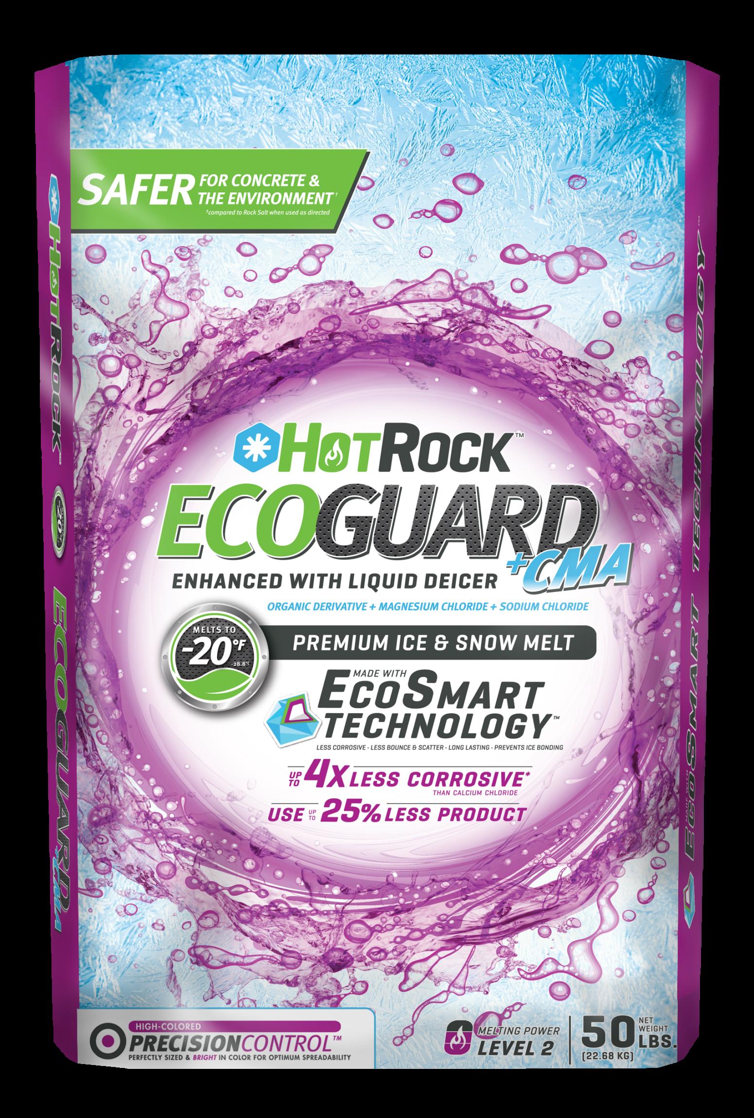 Ecoguard 50lb 3d Bag